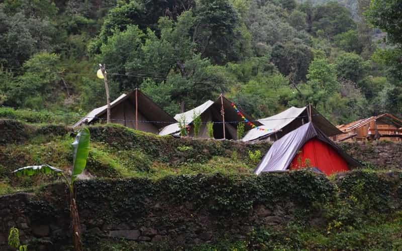 Chakrata Camps, Dehradun