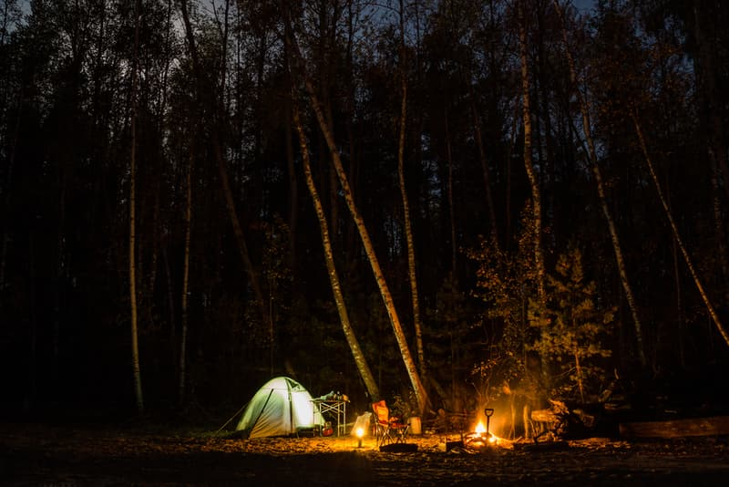 Civet Creek Camp