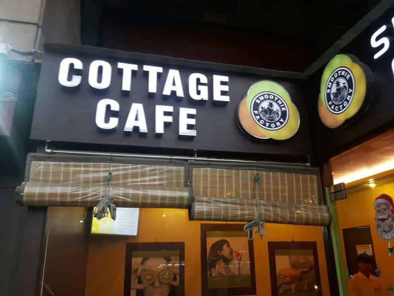 Cottage Cafe by Smoothie Valley