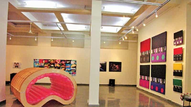 Crimson Art Gallery