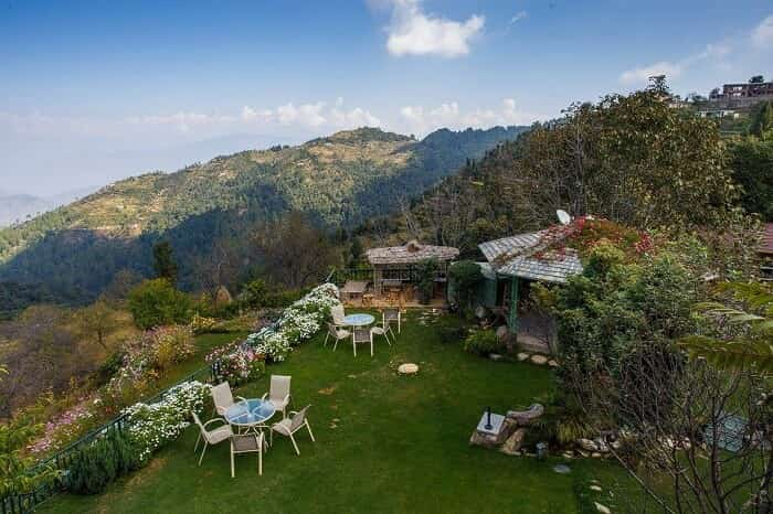Enjoy nature at its best at a campsite in Kanatal