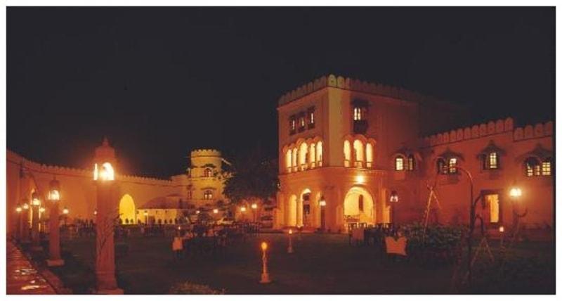 Fort Ramgarh