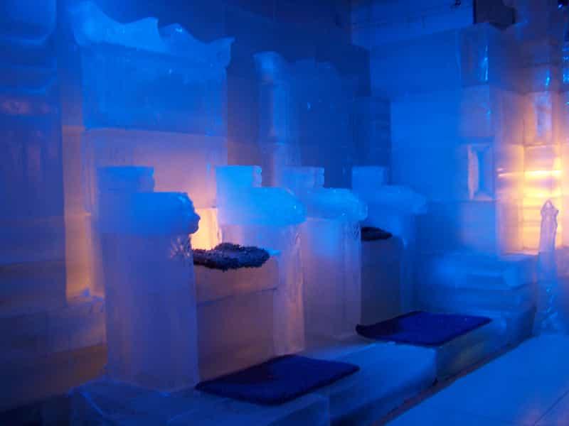 Freeze Lounge