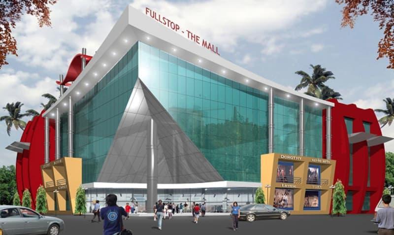 Full Stop Mall, Palm Beach Road
