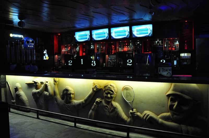 Game of Legends- Sports Bar, Grill & Lounge