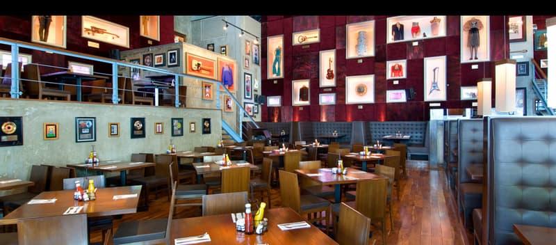 Hard Rock Café in Lower Parel