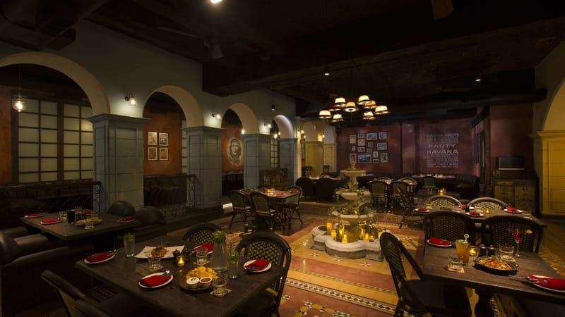 Havana Café & Bar, Colaba