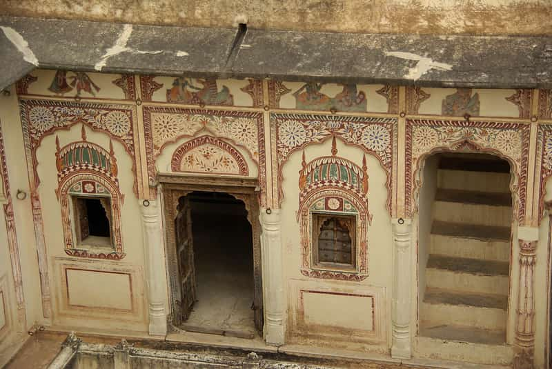 Haveli in Alsisar Mahal