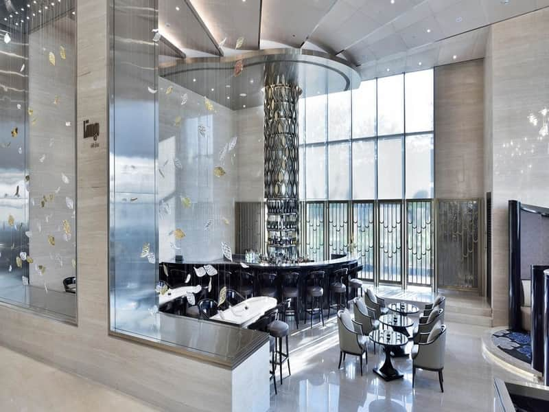 JW Lounge - JW Marriott, Sahar