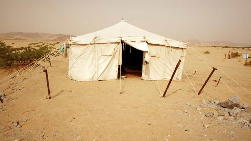 Jhajhar Khas Camp, Rajasthan