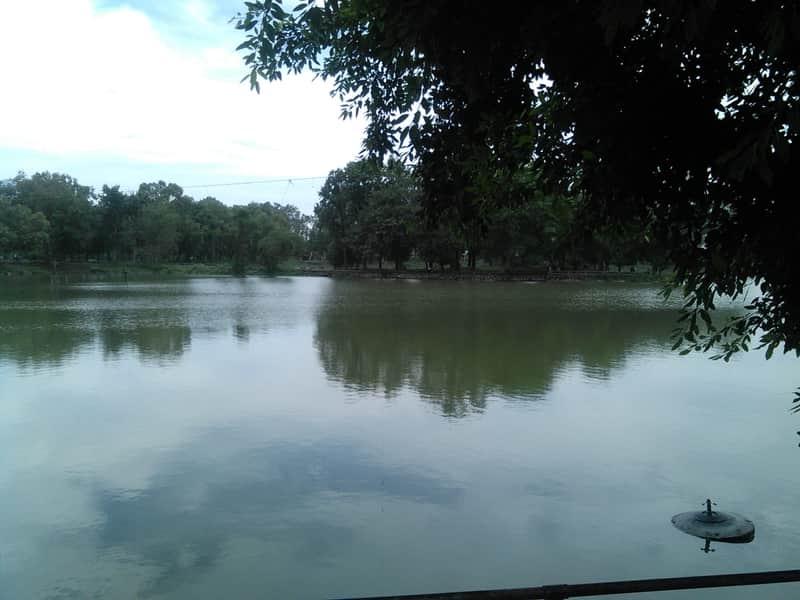 Karna Lake, Haryana