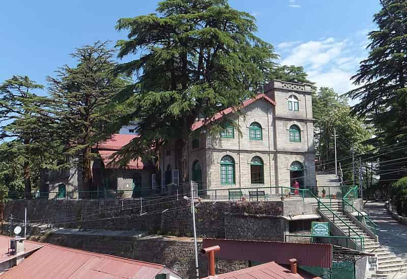 Landour is a peaceful and relaxing town