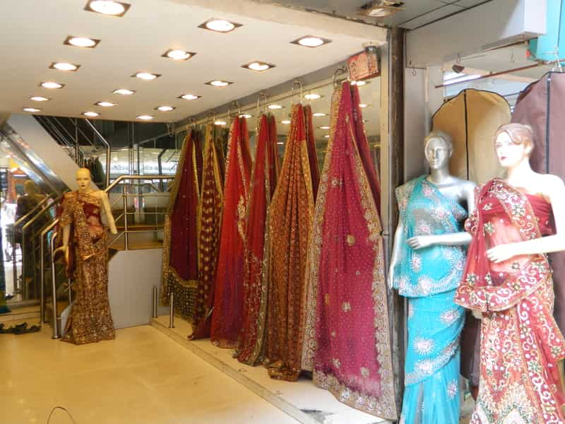 Mrignayani Showroom