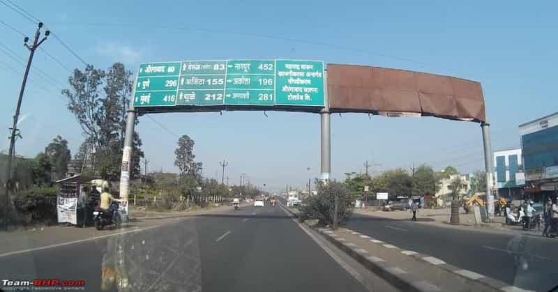 Mumbai to Aurangabad