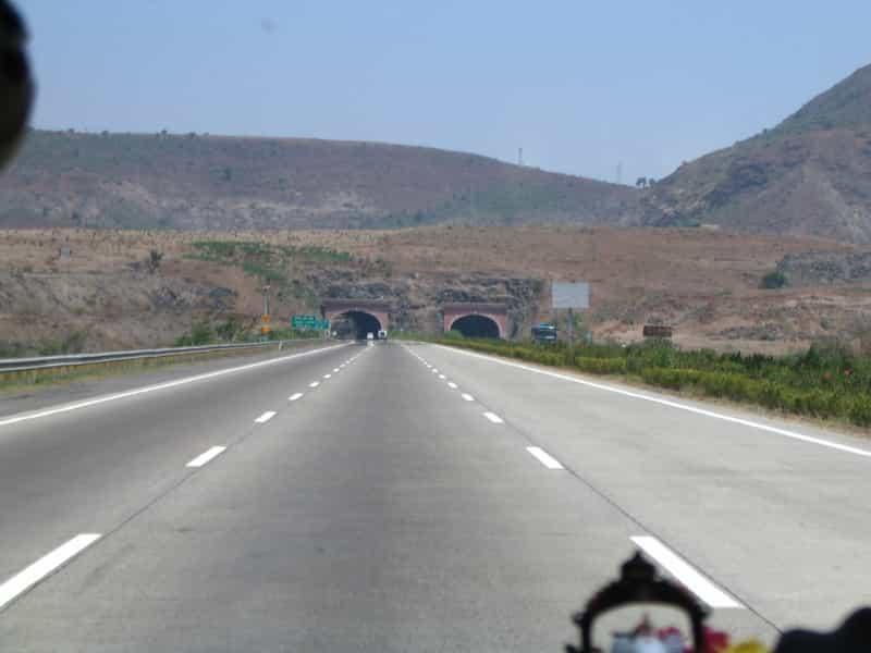 Mumbai to Kamshet
