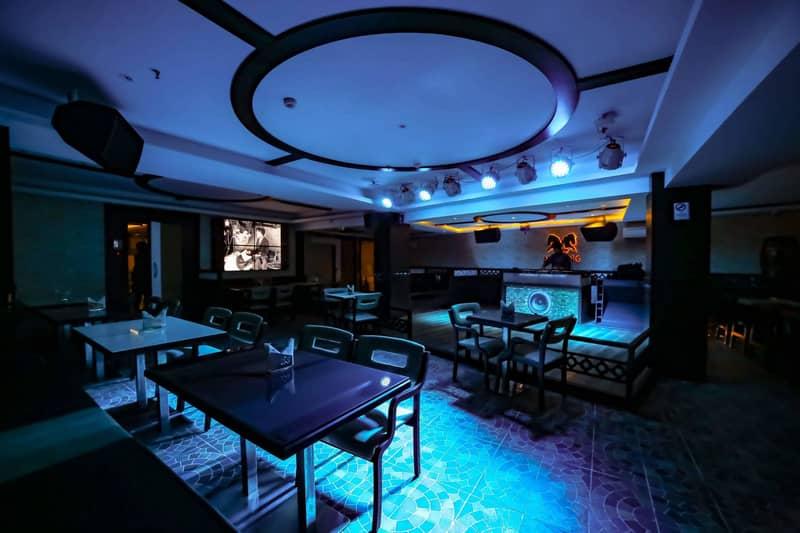 Mustang Lounge
