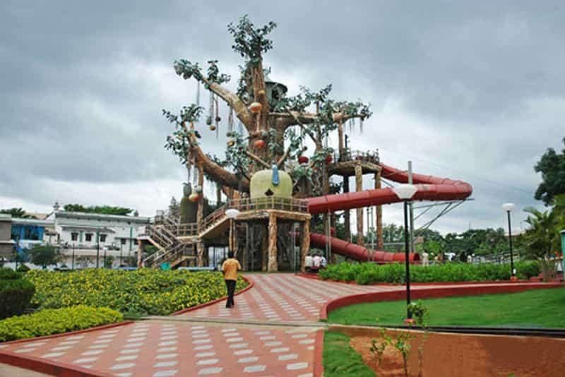 NTR Garden