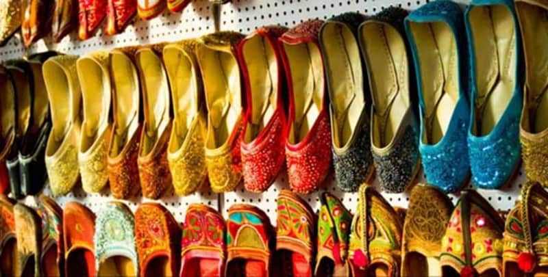 Natraj Market offers trendy footwear for men and women