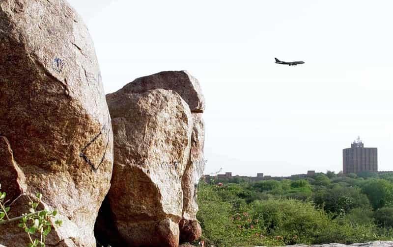 Parthasarthy Rocks