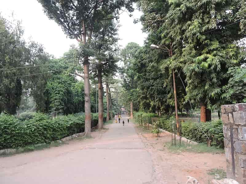 Roshanara Garden