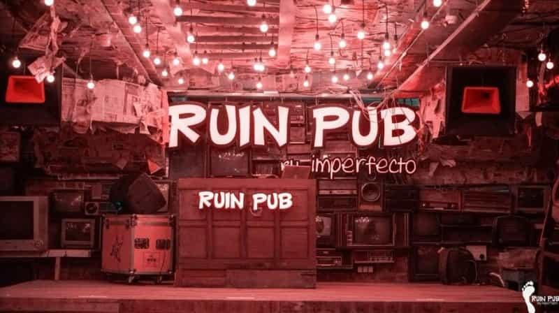 Ruin Pub by Imperfecto