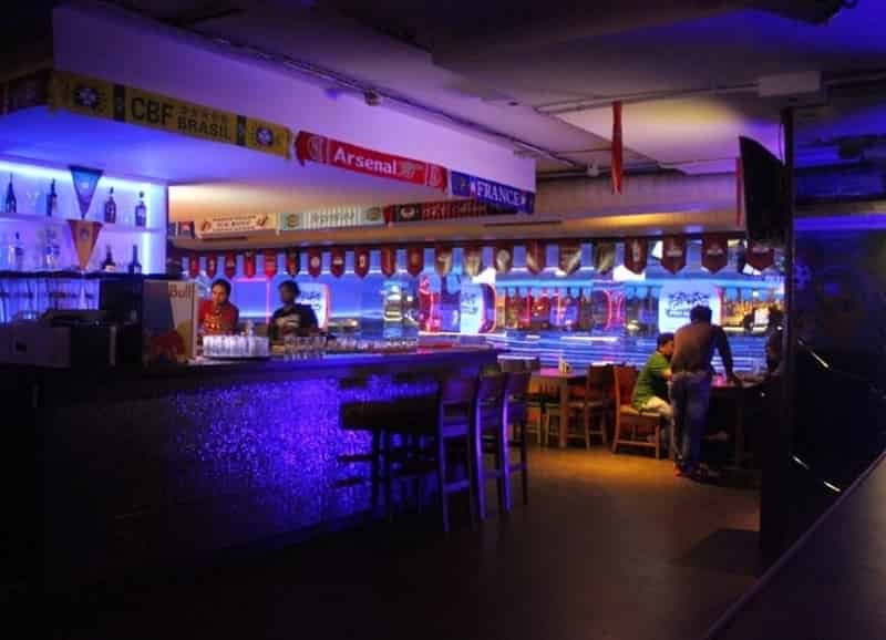 Rush Sports Cafe & Bar hosts one of the best bollywood nights in Hyderabad