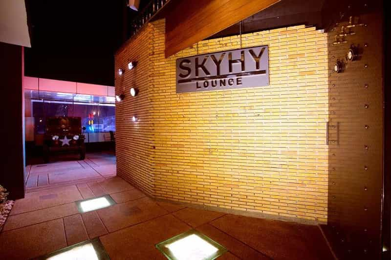 SKYHY Terrace Lounge