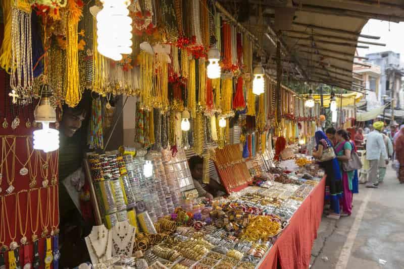 Sarafa Bazaar