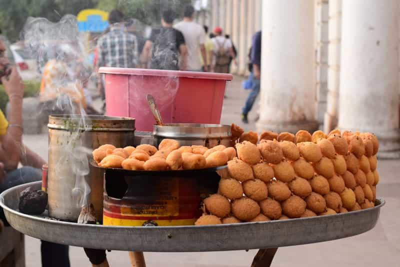 Street Food, Connaught Place