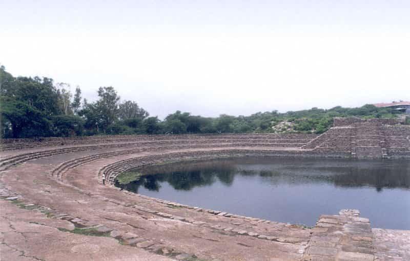 Suraj Kund Lake