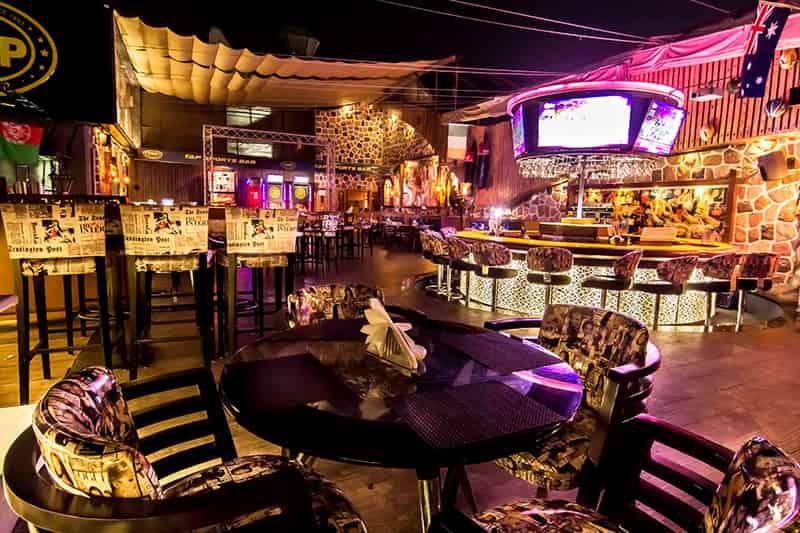 TAP Resto Bar, Saki Naka
