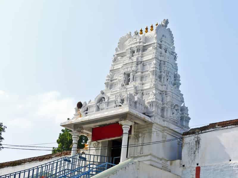Temple in Keesara Gutta