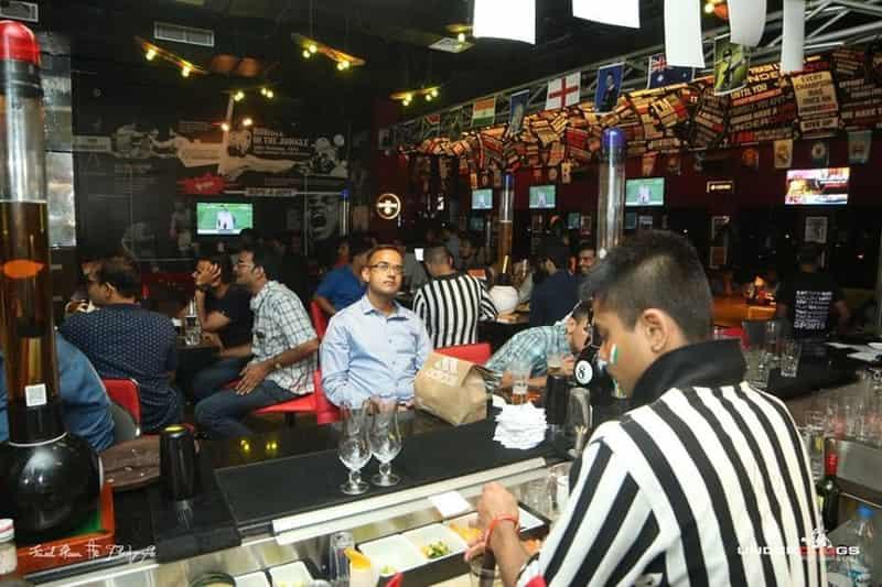 Underdoggs Sports Bars