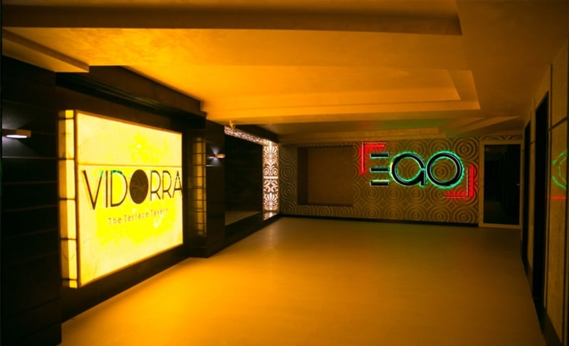Vidorra- EGO The Club
