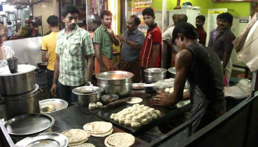 8 Finger Licking Street Foods in Munnar