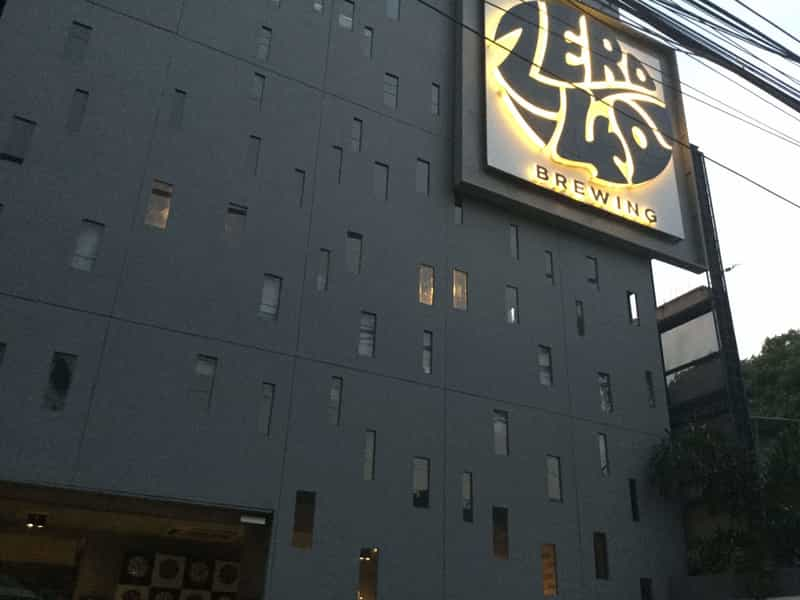 Zero 40 Brewing