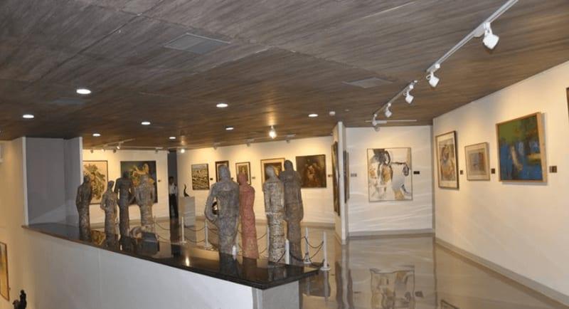 Birla Modern Art Gallery