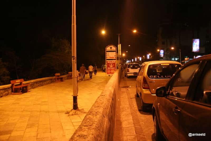 Carter road at Night