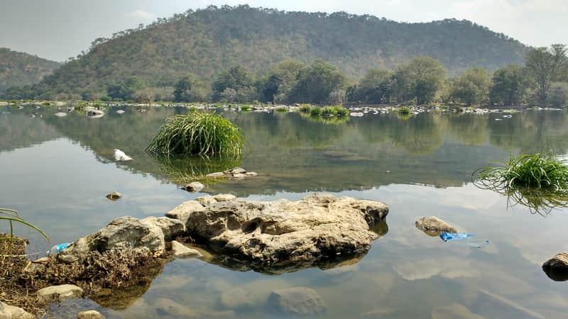 Cauvery at Bheemeshwari