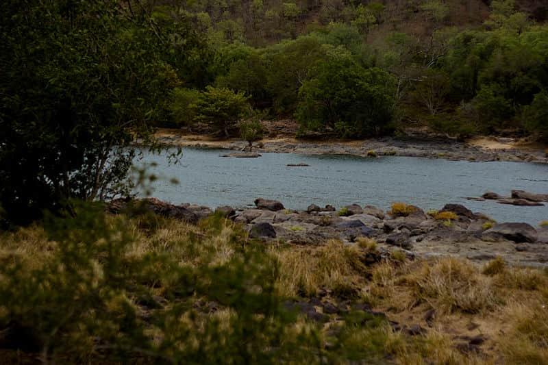 Fishing Camp at Galibore