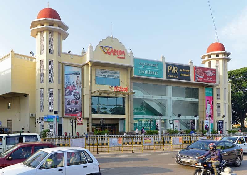 Garuda Mall, Mysore