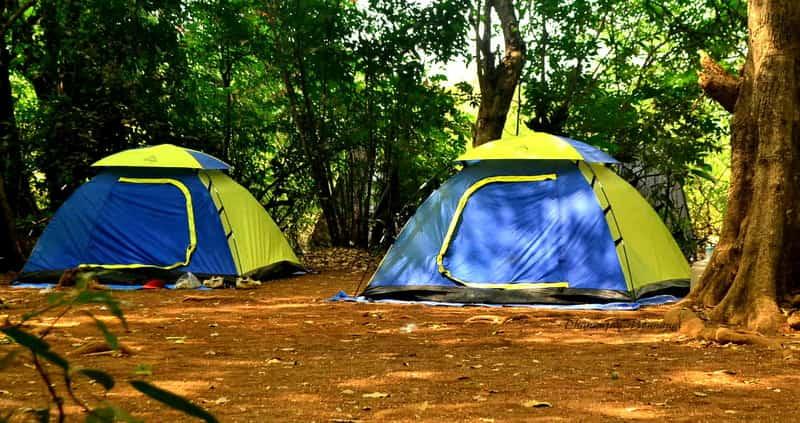 Go trekking & camping at Rajmachi