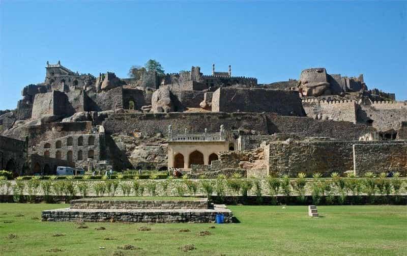 Gomajipet Fort