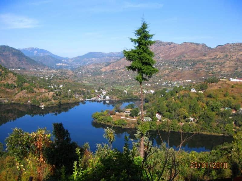 Gorgeous landscape of Naukuchiatal