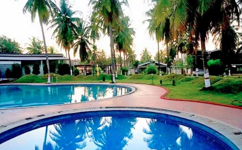Jade Coconut Retreat