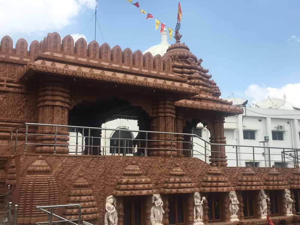 11 Temples in Hyderabad, List of Famous Temples in Hyderabad