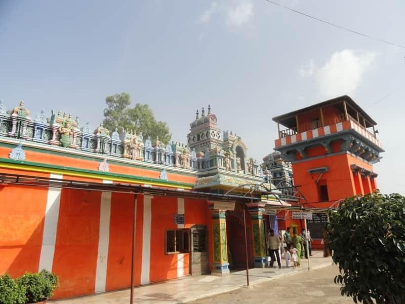 Kesari Hanuman Temple
