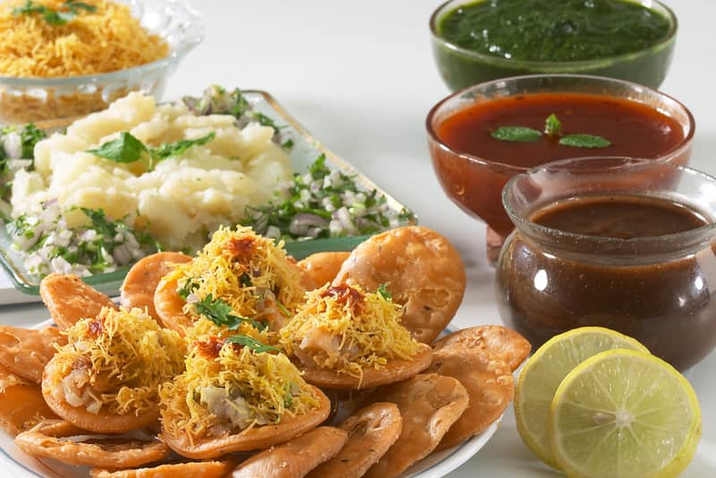 Locals love their Chaat