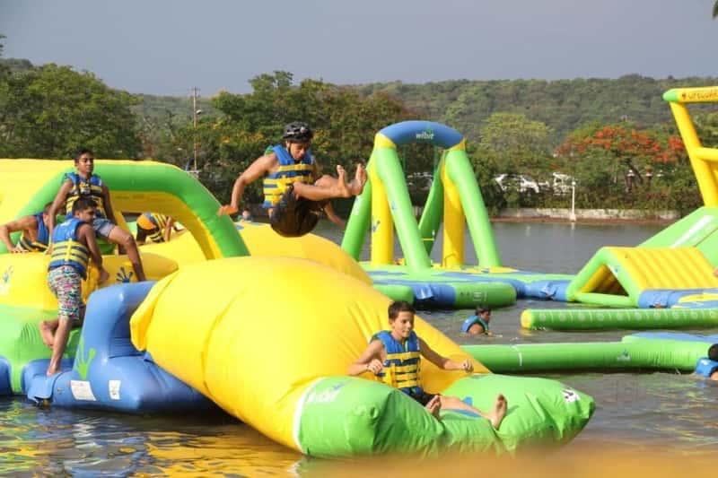 Monsoon Fun Park