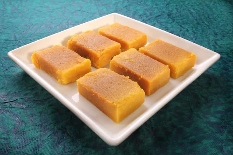 Mysore pak has a deep connection with Mysore.